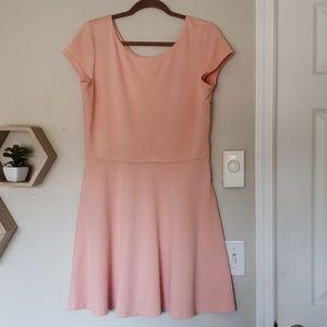 Pink Skater Dress (XXL)